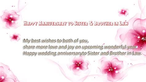 Wedding Anniversary Wishes For Di And Jiju In by Marriage Anniversary Wishes To And Jiju Www