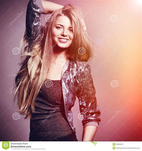 sensual colors beautiful sensual fashion woman multicolored pop art
