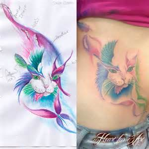 26 painting tattoo art designs and images gallery