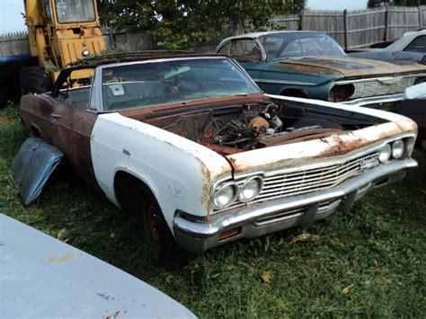 chevy impala parts 1966 chevy impala ss conv parts on ebay autos weblog