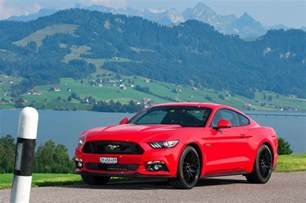 Nyse Ford Ford Motor Company Nyse F Mustang Was Best Selling