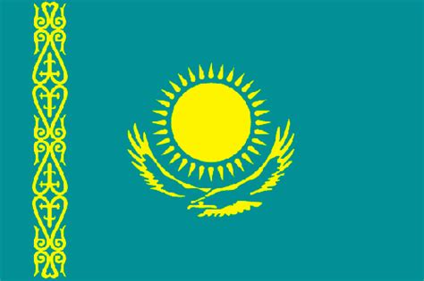 Flags Of The World Kazakhstan | flag kazakhstan flags kazakhstan