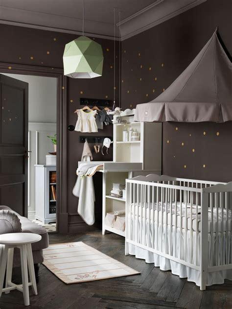 ikea chambre de bebe faire une chambre de b 233 b 233 dans un petit espace c 244 t 233 maison