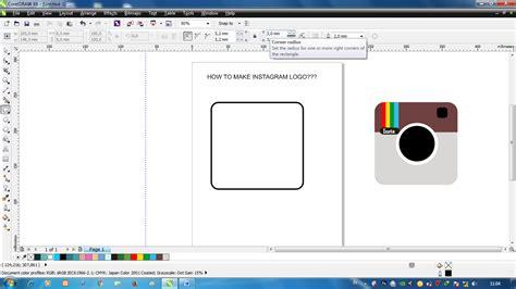tutorial membuat html untuk pemula tutorial membuat logo instagram menggunakan corel draw
