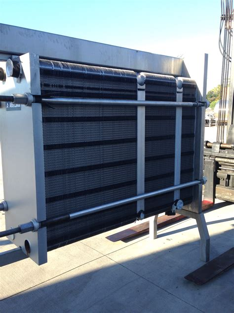 alfa laval clip 10 plate heat exchanger united food
