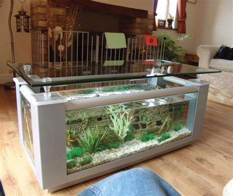 Table Tanks   Bespoke Designer Aquariums & Custom Fish Tank Accessories, Aquarium Installation