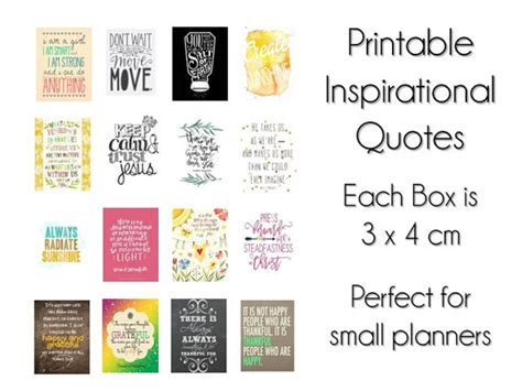 printable stickers quotes scripture quotes planner stickers printable planner