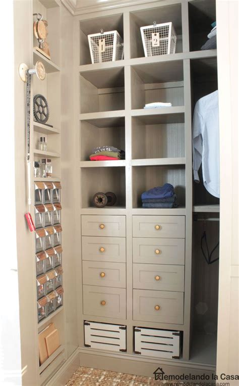 best 25 small closet makeovers ideas on small