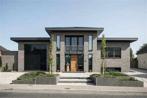 klinkerhaus modern repr 228 sentativ und modern klinker im langformat