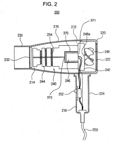 Hair Dryer Repair Hyderabad patent us20050108890 hair dryer patents