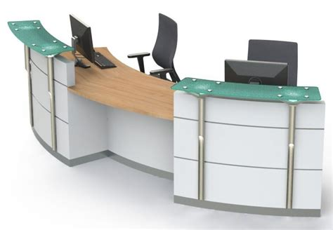 Dda Reception Desk Elite Eb4 Dda Reception Desk No Plinth Reality