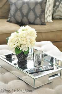 Tall Square Glass Vase Honey We Re Home Coffee Table Switch