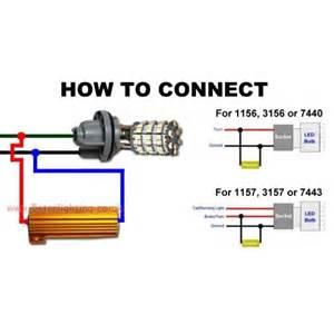 Led Car Bulbs Resistor 6 X 50w Load Resistor Ballast 4 Signal Indicator Stop Car