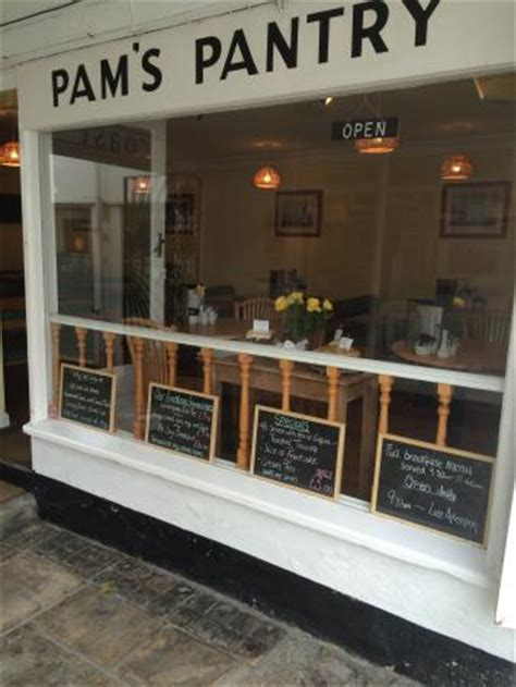 The Pantry Reviews by Pams Pantry Picture Of Pam S Pantry Mousehole Tripadvisor