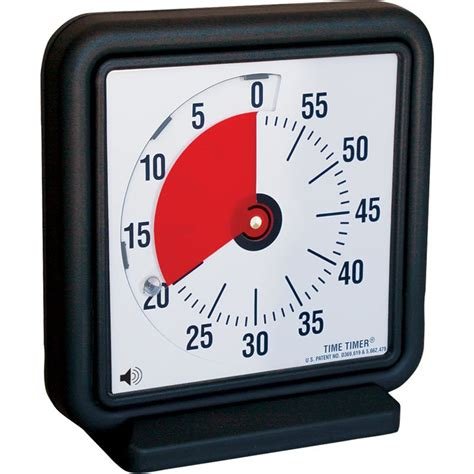 class room timer 8 quot audible time timer