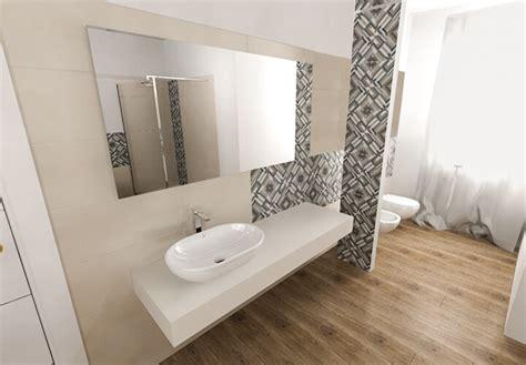 bagno con pavimento in legno il calore pavimento in legno anche in bagno maes