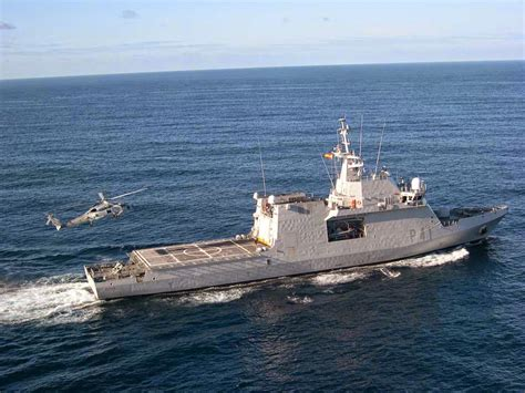 boat written in spanish naval analyses meteoro class offshore patrol vessels of
