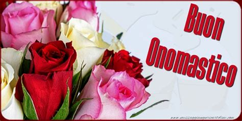 fiori onomastico cartoline di onomastico con fiori
