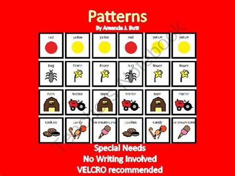 kindergarten pattern standards 17 best images about lessons under 5 00 teachers