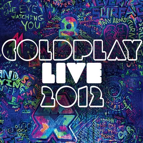coldplay fix you live 2012 preview coldplay s live 2012 with paradise consequence