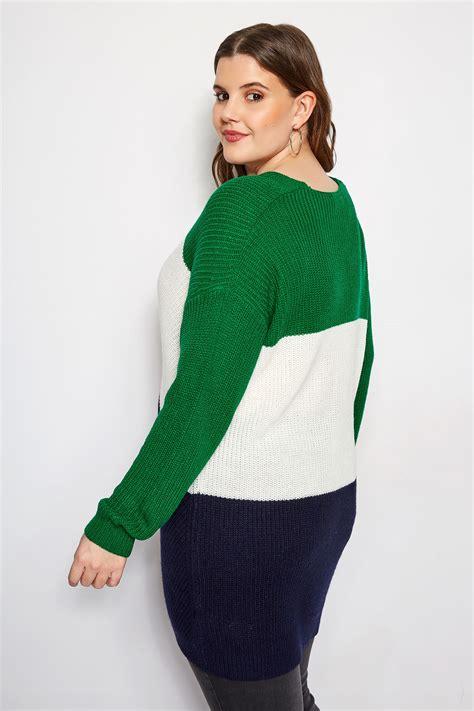 Hoodie Vli Black Logo sweter z wzorem chevron zielono granatowy moda