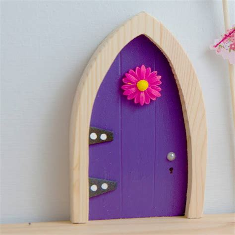 fairy door magical fairy door by knot toys notonthehighstreet com