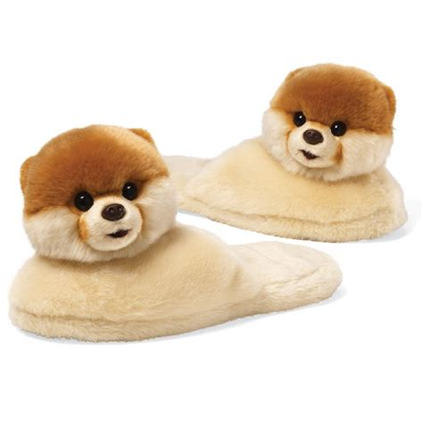 boo slippers gund boo the world s cutest slippers ebay