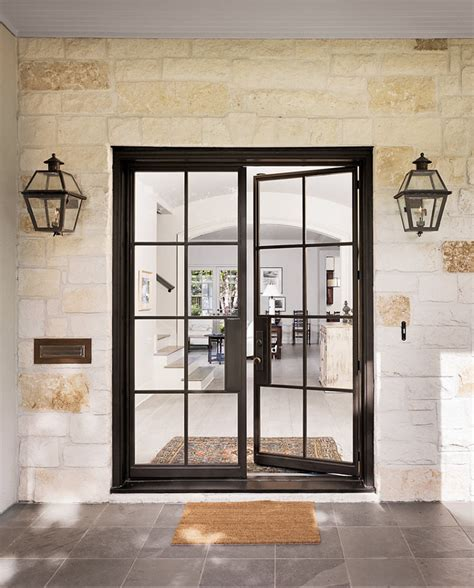 Steel Front Doors For Homes 1990s House Remodel Ideas Home Bunch Interior Design Ideas