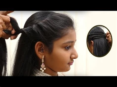 easy hairstyles for thin hair youtube beautifull and easy nice hairstyles for cute little girls