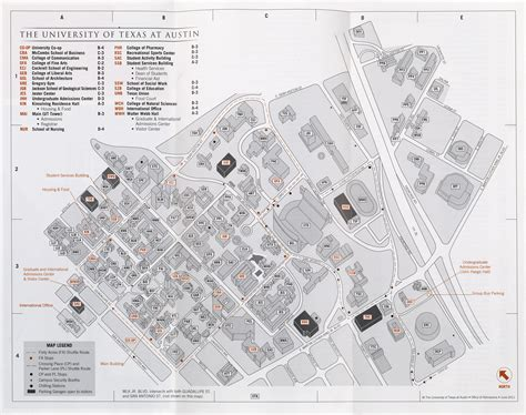 maps university of texas historical cus maps university of texas at perry casta 241 eda map collection ut
