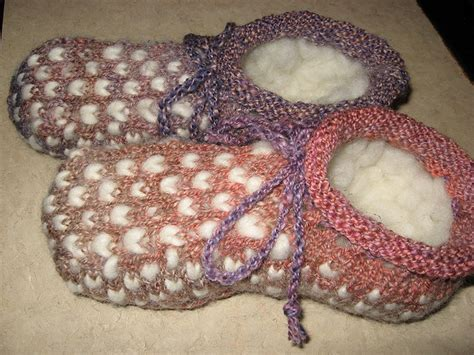 pattern for thrummed socks thrummed slippers what i m giving for christmas pinterest