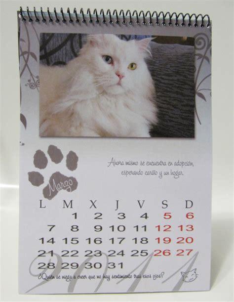 Calendario Animal Protector Animal Club Protectora