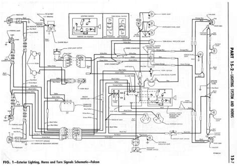 1964 ford f100 wiring diagram ford automotive wiring