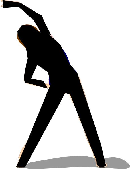 exercise clipart exercising clip at clker vector clip