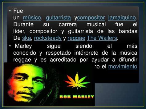 mini biography de bob marley en ingles biografia bob marley