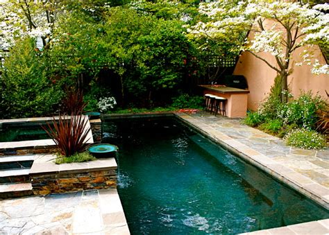 retreat traditional pool sacramento by