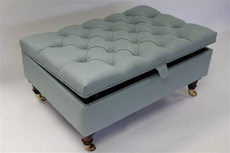 ottoman as coffee table will be the decision for