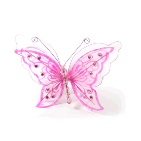 Casing Hp Black Pink Flying Buterfly butterflies wedding decorations butterfly craft