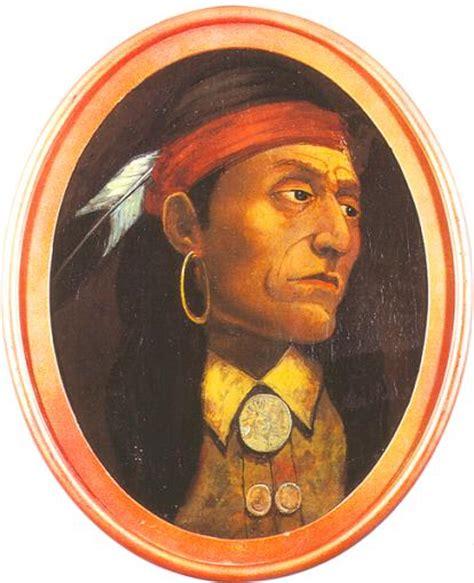 pontiacs rebellion pontiac ottawa leader