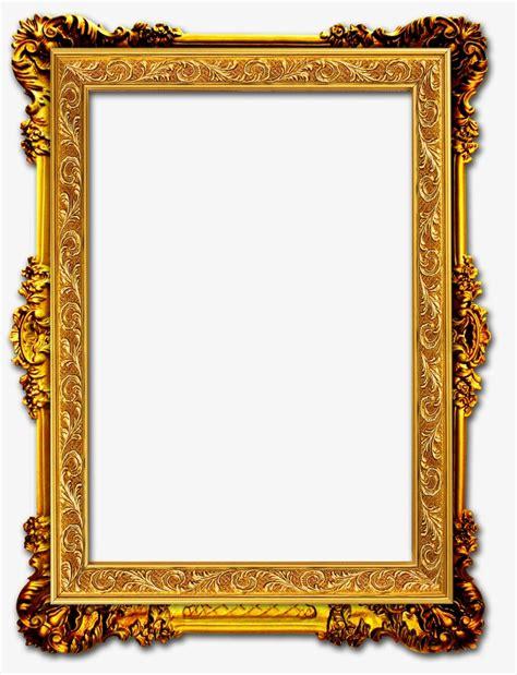 frame design gold gold frame frame gold png image and clipart for free