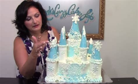 pastel tarta de frozen princesas disney paso a paso youtube pastel castillo frozen aprende esta decoraci 243 n con video