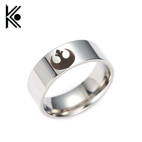 Cincin Titanium Ring Biker 3 Accessories Jewelry Skull Ring wars rings stainless steel rings darth vader ring motor biker skull ring rebel alliance