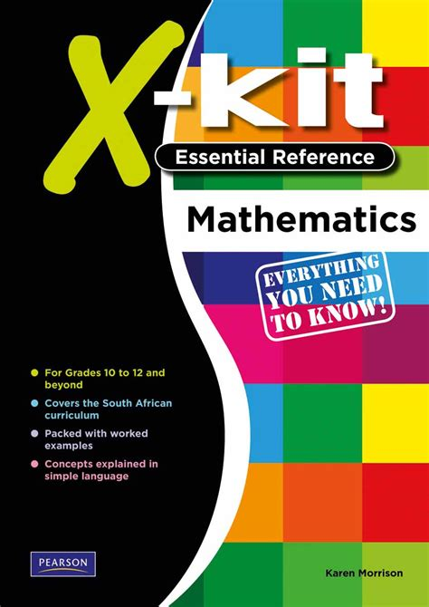 Maths Essentials For Mba Success by X Kit Essential Reference Mathematics X Kit Achieve