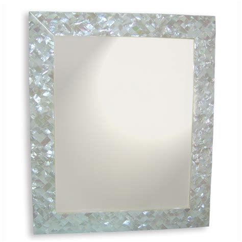 mother of pearl bathroom mirror mosaic mirror tiles for crafts