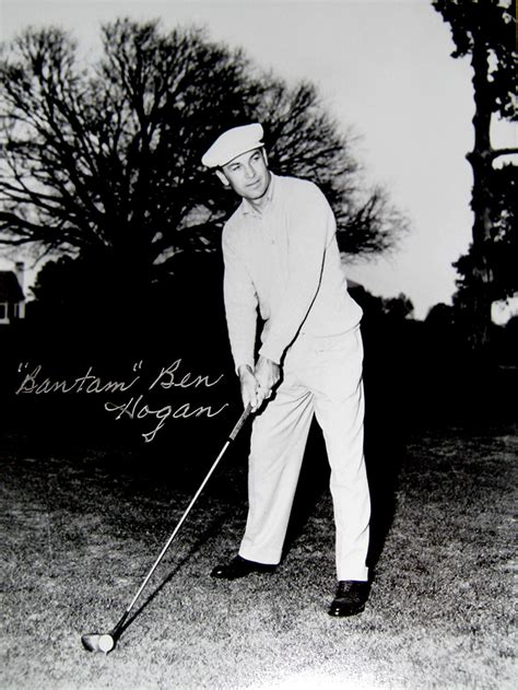 ben hogan iron swing quotes by ben hogan like success