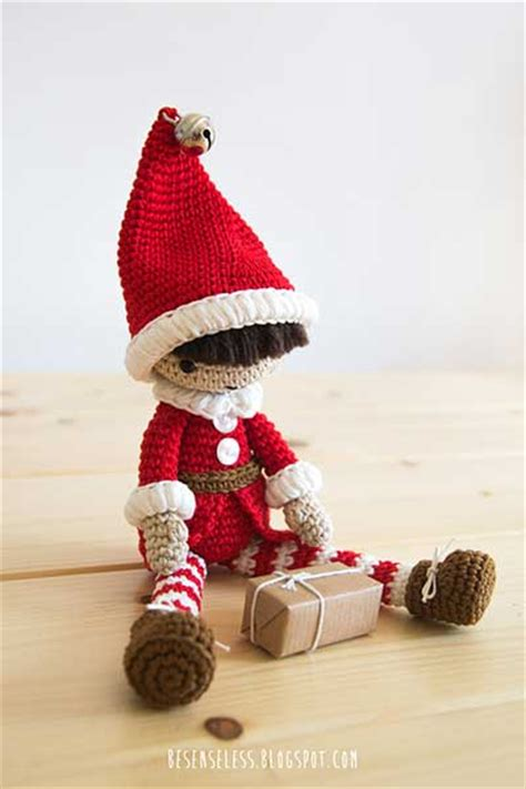 design pattern helper santas little helper amigurumi pattern amigurumipatterns net