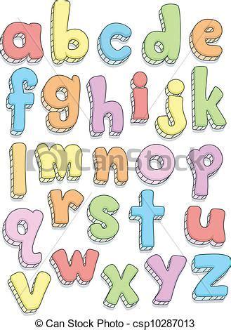 free doodle letters vector clip of alphabet doodles doodle illustration