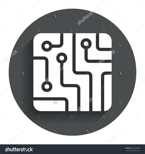 cool printed circuit board symbols images electrical