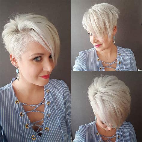 cute short haircuts  women wanting  smart  image