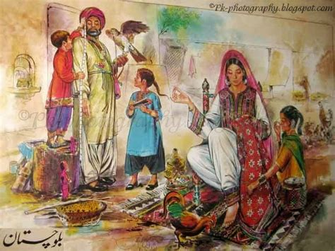 pakistani culture nature cultural and travel